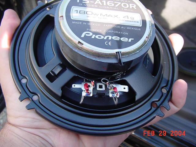 Fc Fa D Db Dc D on Pioneer Speaker Wiring Diagram