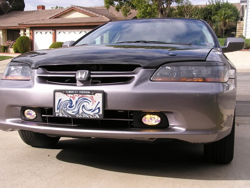 Full Diy 01 03 Jdm Civic Fog Lights Install Honda Accord Diy