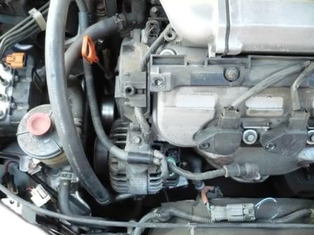 V6 Alternator Upgrade | Honda Accord DIY