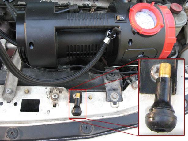 0e87f64ad0d34e74e76d8fbafed8b06e  Cheap DIY Honda Coolant System Pressure Check