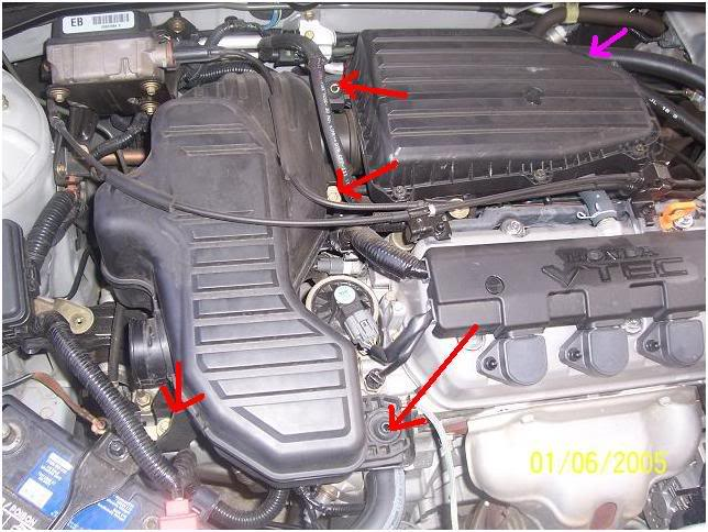 2000 pontiac grand am temperature sensor location  2000