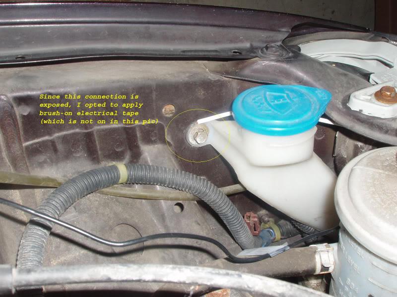 e15458557994018f1b2363670c663766  Fog Light Install