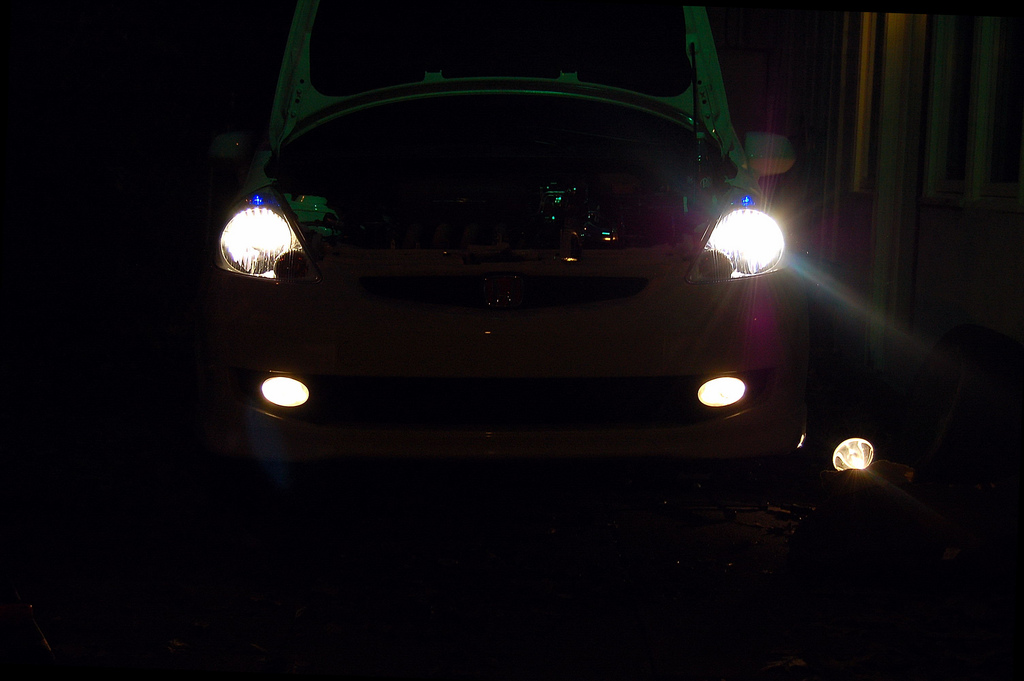 Silverstar Vs. Silverstar Ultra Bulb Then replace the wheels and make