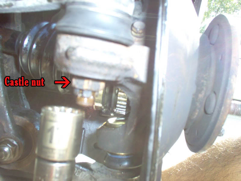 0f5b899fccc25c8afab55e47d95ca526  G3 ball joint removal/install