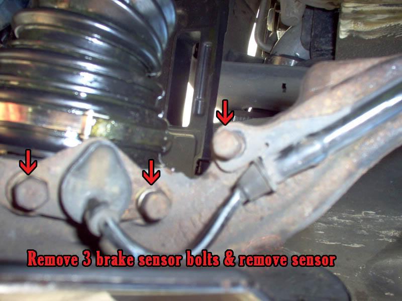 4baf47c7a86a6a1006f3ed0d3d95e79e  G3 ball joint removal/install