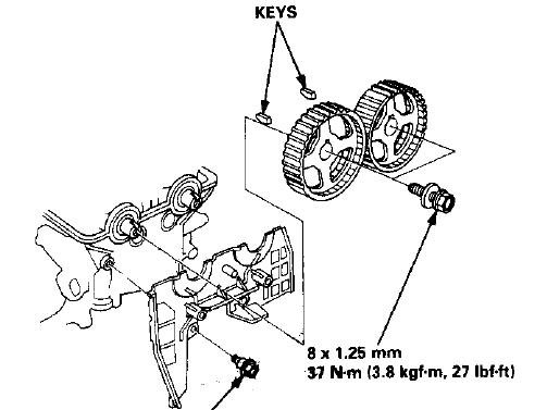B18 Engine Diagram