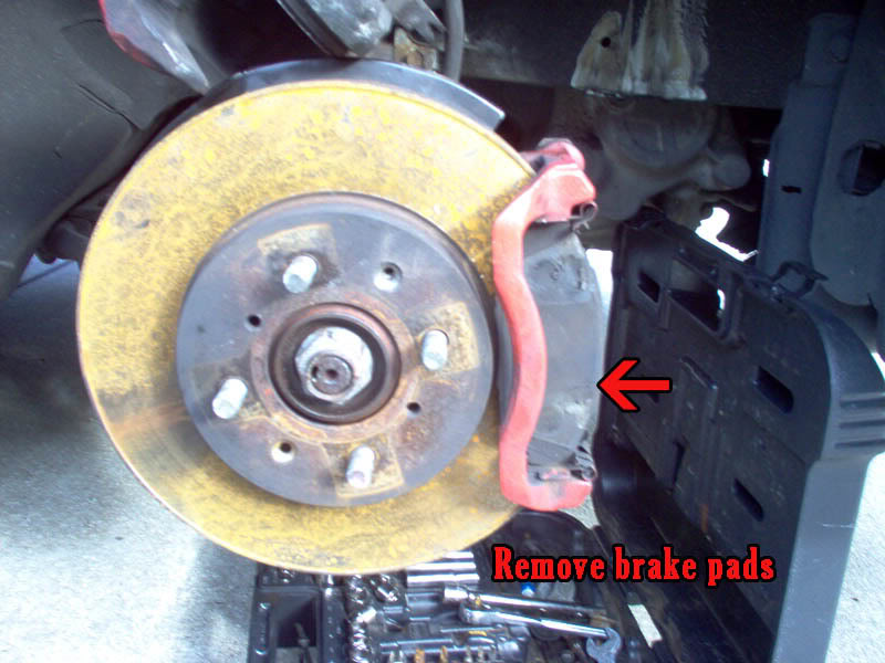 e1d85e831a5efa8e84e4d4ee8d84925f  G3 ball joint removal/install