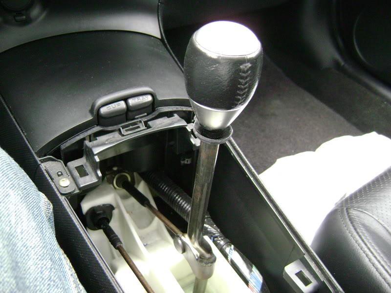 Shift Boot Collar Acura RSX - Acura rsx shift knob