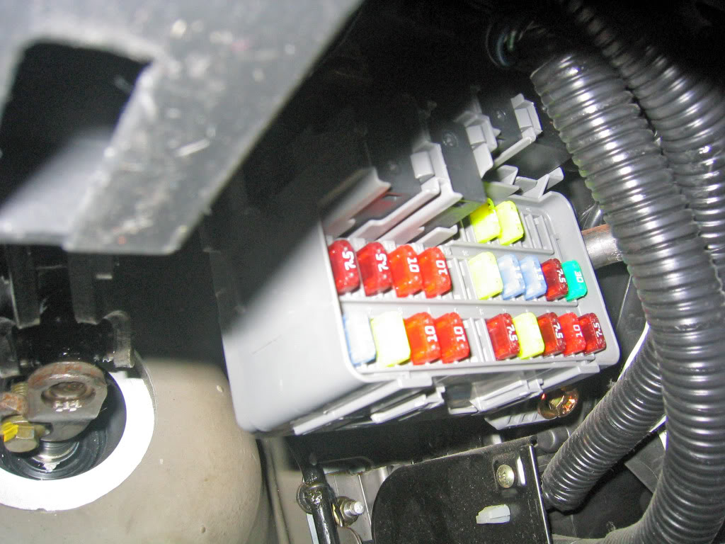 2002 Civic Fuse Box Another Blog About Wiring Diagram Honda Location Under Dash 30 Images